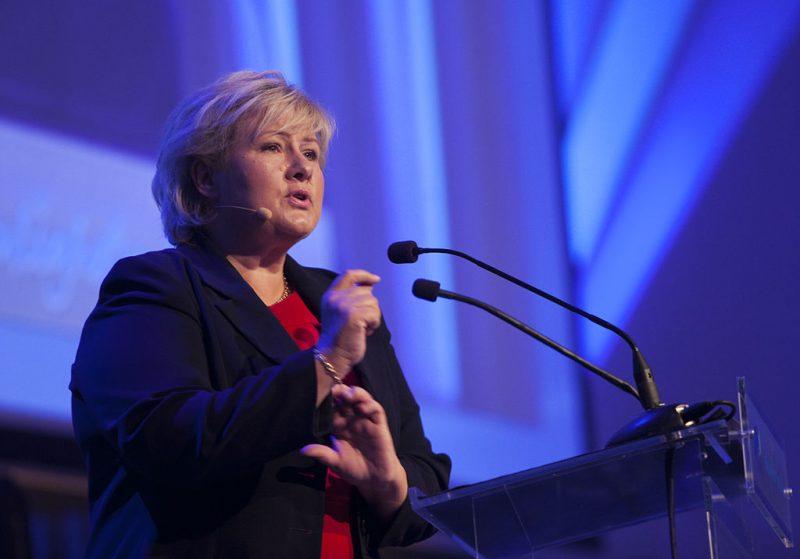 Erna Solberg må gjøre noe med Nav-systemet