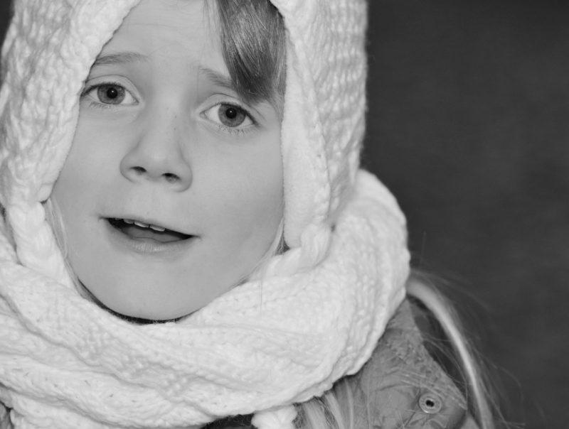 barna syke av influensa Victoria Corona
