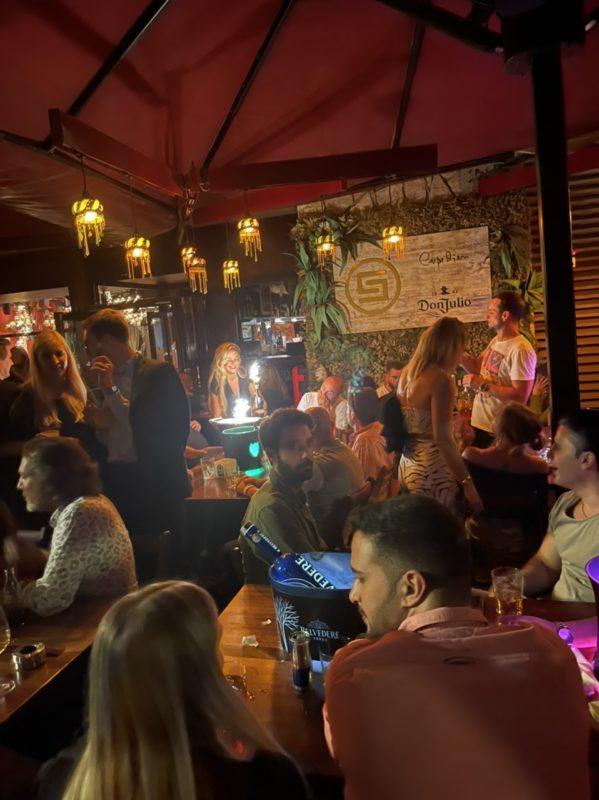 Carpe Diem nattklubb Barcelona